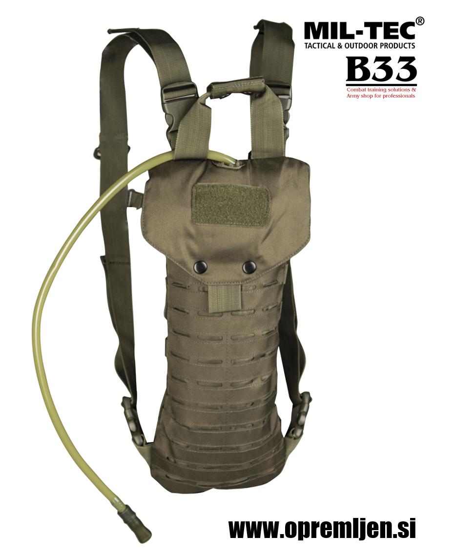 Profesionalni vojaški hidracijski meh 2,5 litra by B33 army shop at www.opremljen.si
