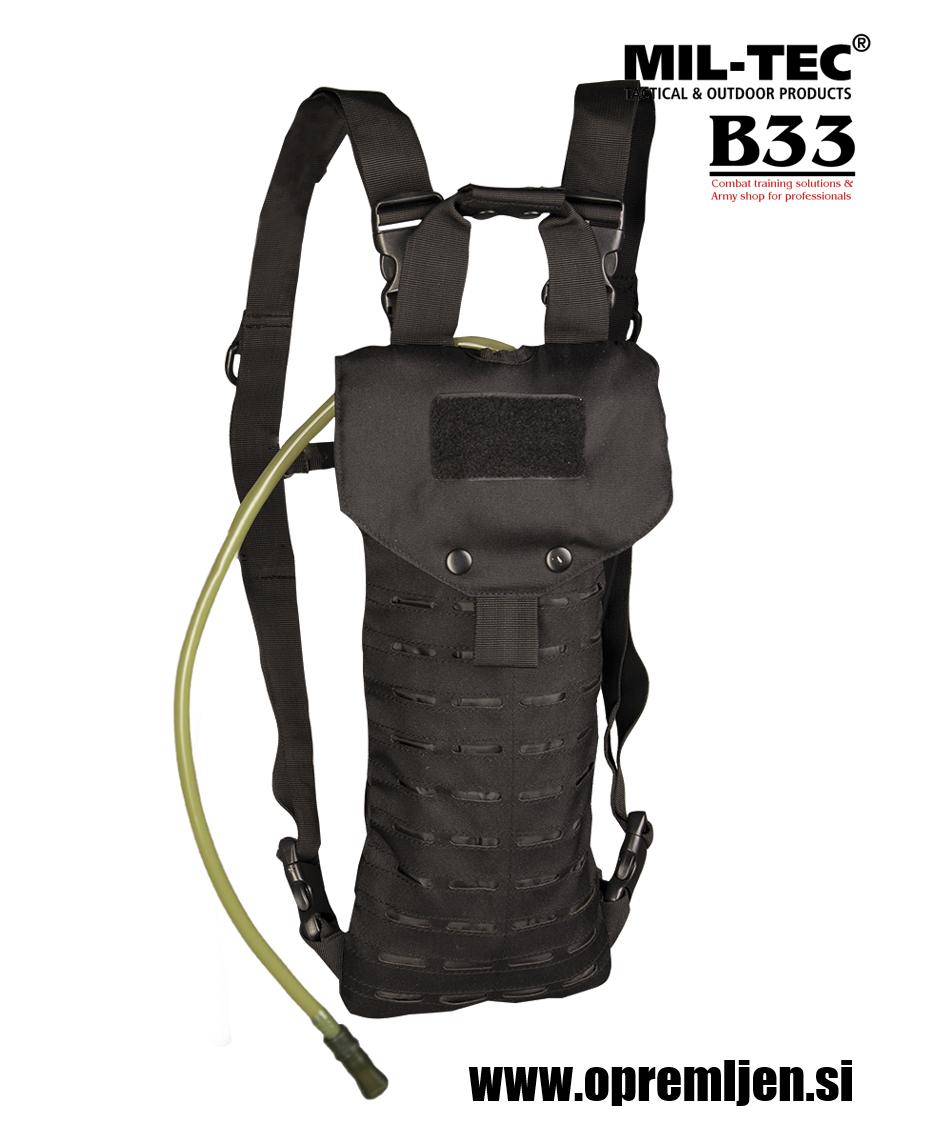 Profesionalni vojaški hidracijski meh 2,5 litra z microban zaščito by B33 army shop at www.opremljen.si
