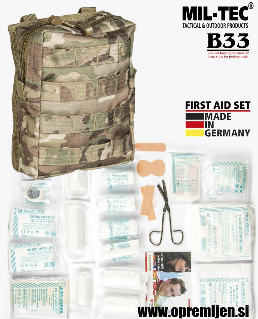 B33 army shop - prva pomoč 43delna LEINA WERKE GMBH