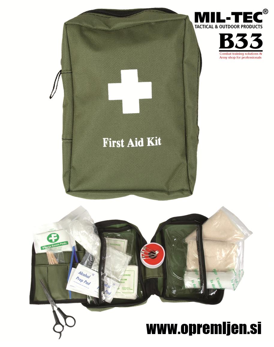 B33 army shop at www.opremljen.si - torbica s prvo pomočjo MAXI